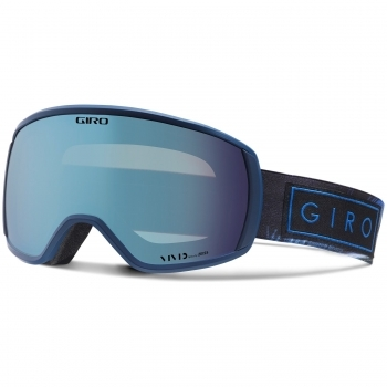 Giro Facet Ski Goggle in Blue Jay with Vivid Royal Lens