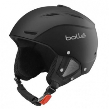 Bolle Backline Ski Helmet in Black