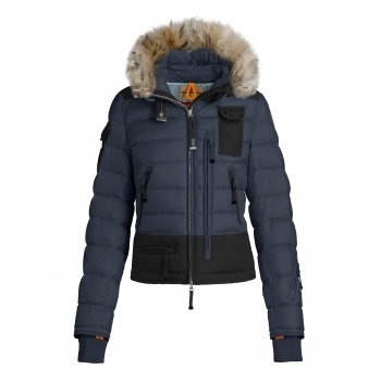 11bd9244a2 Parajumpers Skimaster Womens Ski Jacket in Navy