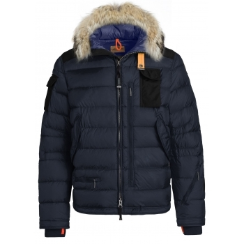 Parajumpers Skimaster Mens Ski Jacket in Navy