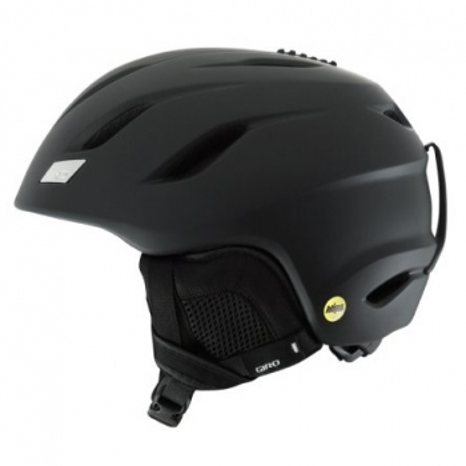 GIRO SKI HELMETS Giro Nine MIPS Mens Ski Helmet In Matte Black