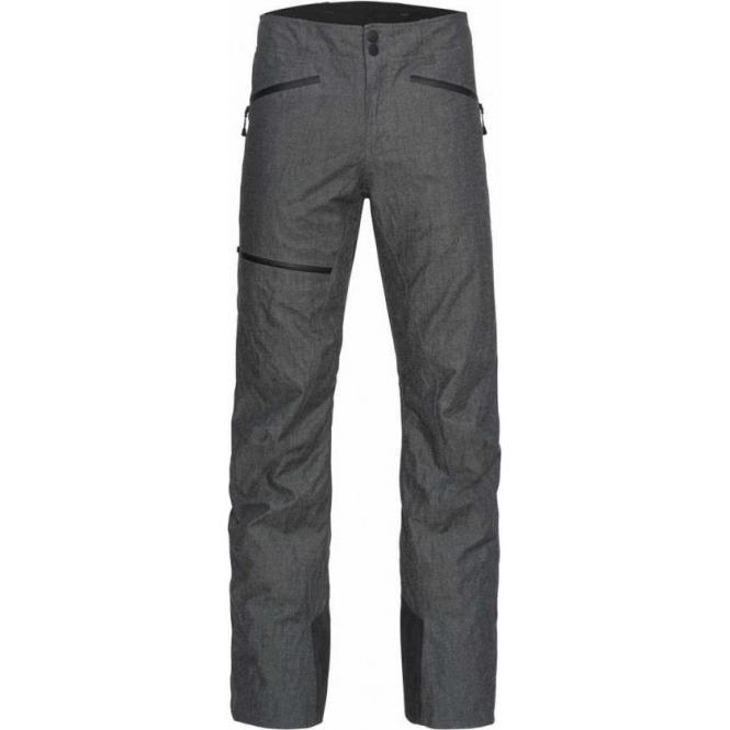 BOGNER Hakon Mens Ski Pants in Grey