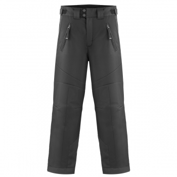Poivre Blanc Boys Junior Ski Pants in Black