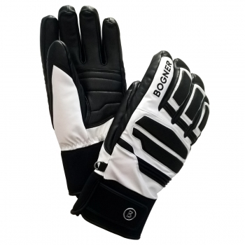 Bogner Agon Mens Glove in White
