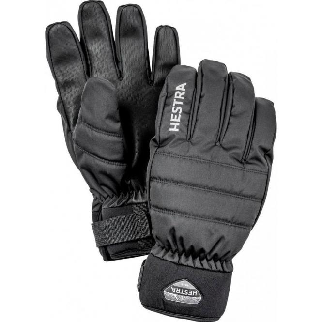 HESTRA SKI GLOVES Hestra Boge Czone Ski Glove in Black