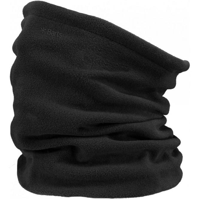 BARTS Fleece Col Ski Neck Warmer in Black