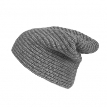 Steffner Sugar Beanie Womens Ski Hat In Dark Grey