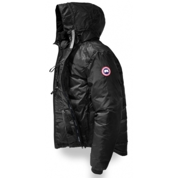 Canada Goose Lodge Hoody Mens Jacket in Black