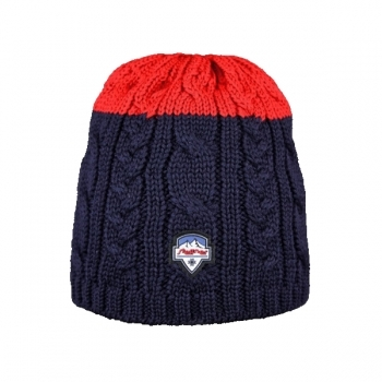 Steffner Cup Mens Ski Hat In Navy
