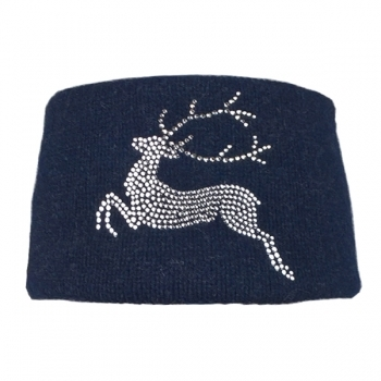 Steffner Bella-Band Womens Ski Headband In Navy