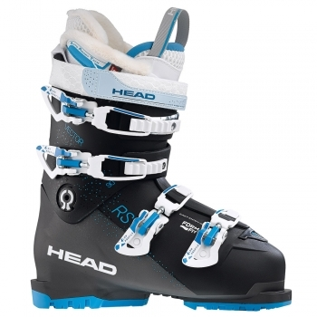 Head Ski Head Vector RS 90 Womens Ski Boot in Black and Anthracite