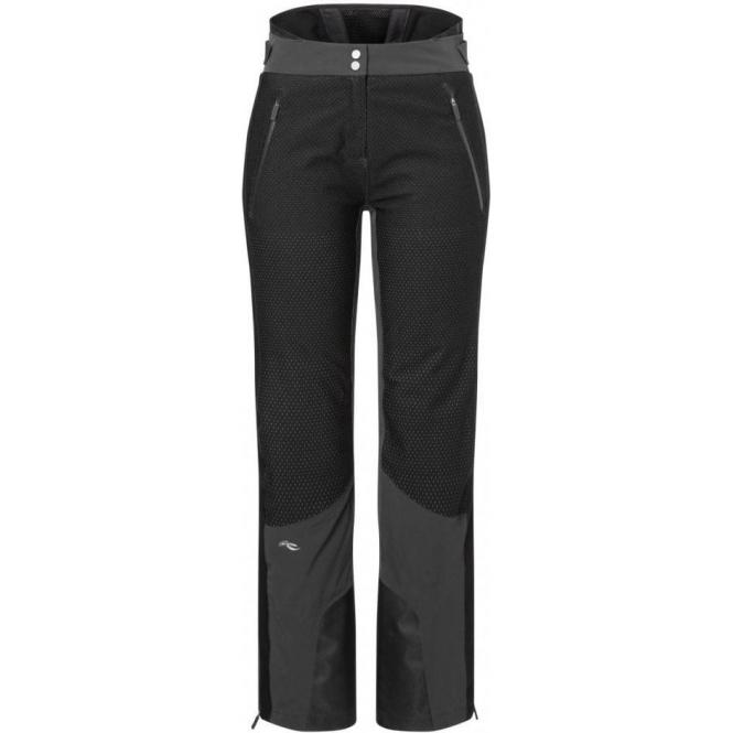 KJUS Freelite Womens Ski Pant in Black