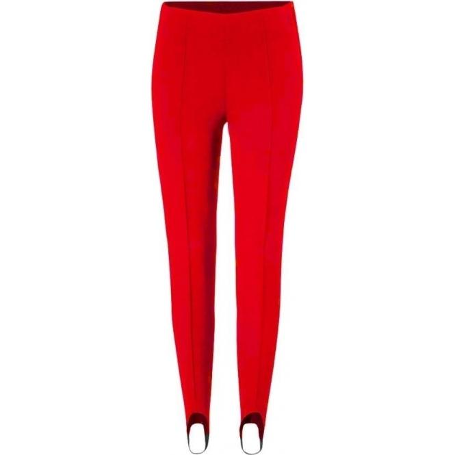 BOGNER Elaine Womens Ski Pant in Red
