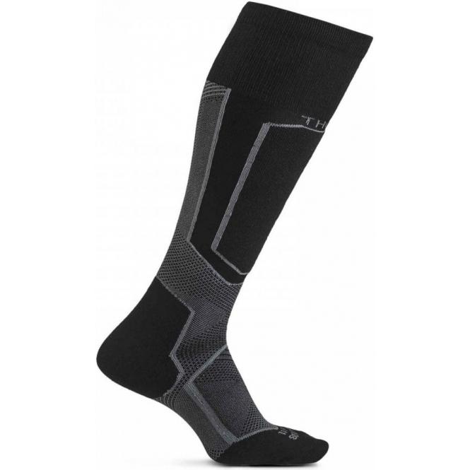 THORLO Thorlos XSKI Extreme Ski Sock In Steele Raven