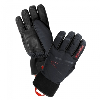 Bogner Maik Mens Ski Glove in Black