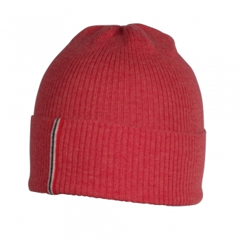 Amundsen Boiled Unisex Hat in Weathered Red