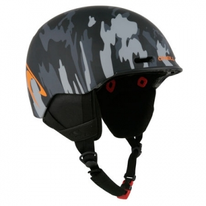 O'NEILL SKI HELMETS O'Neill Pro Helmet in Camou Black