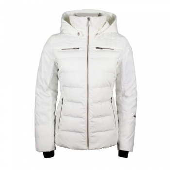 Fusalp Lise Womens Ski Jacket in White