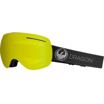 Dragon Alliance Dragon X1 Echo Ski Goggle with Lumalens Photochromic Yellow