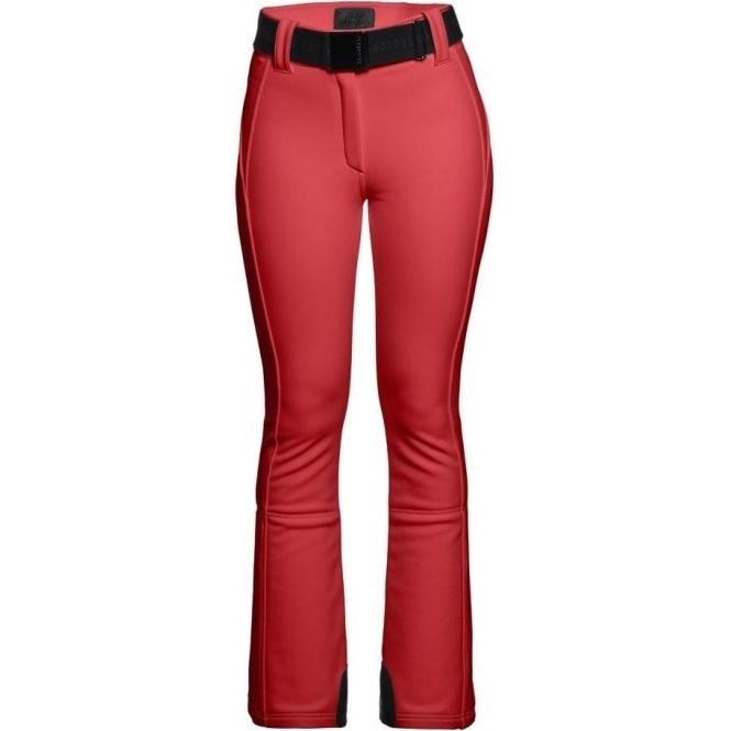 GOLDBERGH Pippa Womens Ski Pant in Poppy Red