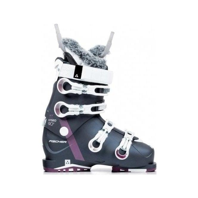 FISCHER SKIS Fischer My Hybrid 90+ PBV Womens Ski Boot in Dark Blue