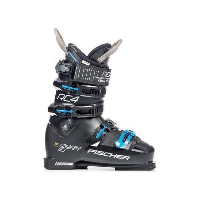 FISCHER SKIS Fischer My Curv 110 Vacuum Full Fit Womens Ski Boot in Black