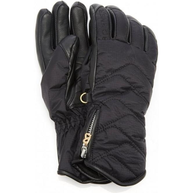 BOGNER Bea Womens Glove in Black