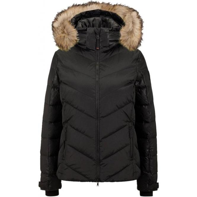 775b176e4b Bogner Fire+Ice Sassy D Womens Ski Jacket in Black