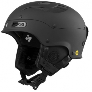 Sweet Protection Sweet Trooper II MIPS Helmet in Gloss Black