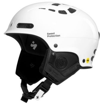SWEET PROTECTION Sweet Igniter II MIPS Helmet in Gloss White