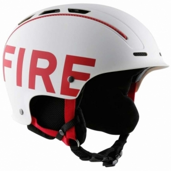 Bogner Fire + Ice Freeride Ski Helmet In White