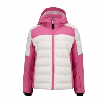 Bogner Demi D Girls Ski Jacket in Pink