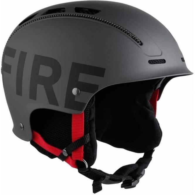 BOGNER Fire and Ice Freeride Ski Helmet In Anthracite
