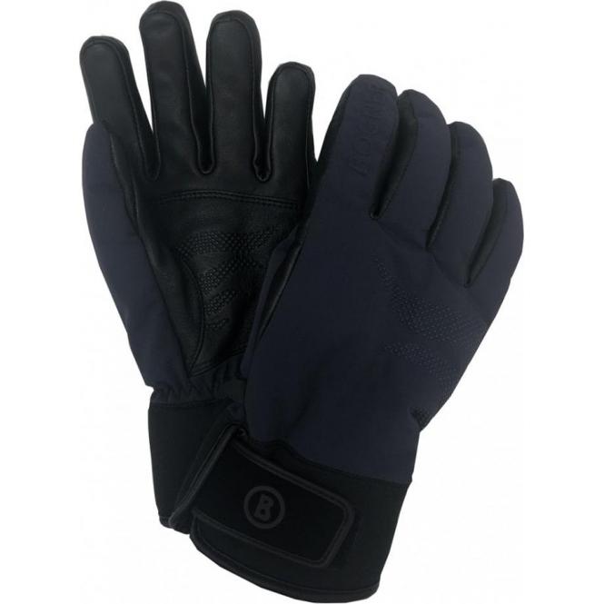 BOGNER Dan Mens Ski Glove in Dark Blue