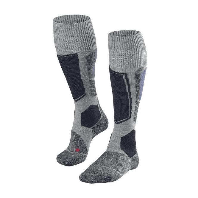 FALKE SK1 Ski Socks in Grey