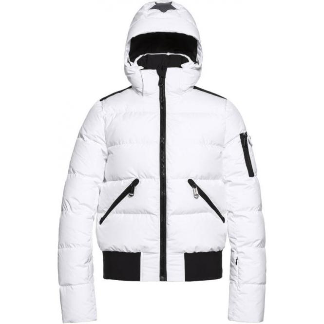 GOLDBERGH Kohana Womens Jacket in White