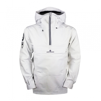 Amundsen Peak Anorak Mens Jacket in White