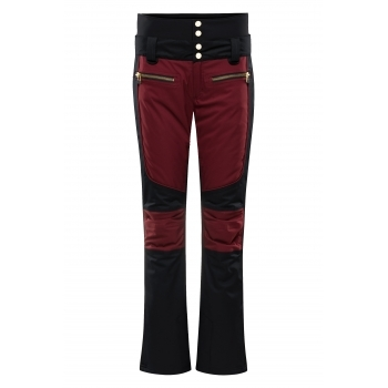 SOS Doll Womens Pant in Cabernet