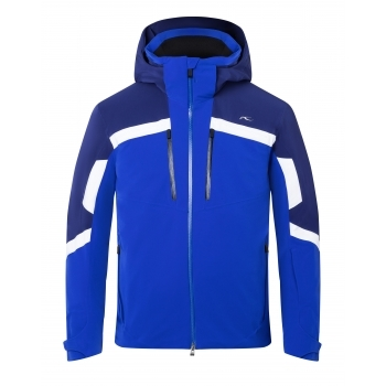 KJUS Speed Reader Mens Jacket in Wintersky