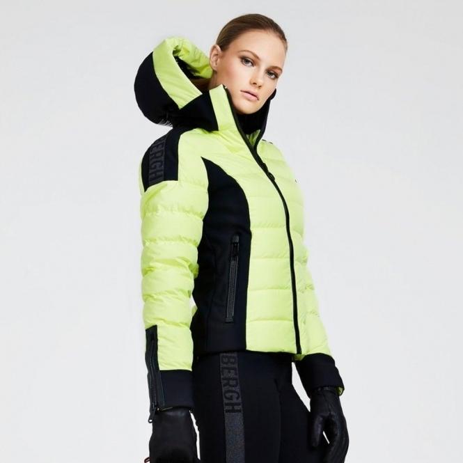 GOLDBERGH Almeta Womens Jacket in Lemon