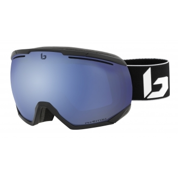 Bolle Northstar Ski Goggle in Matte Black Corps with Phantom + Lens