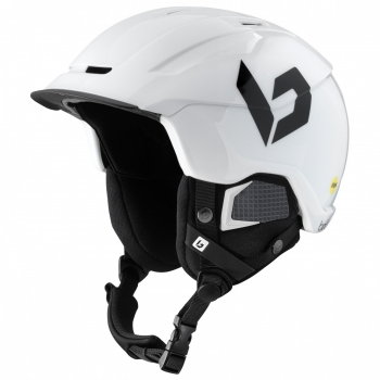 Bolle Instinct MIPS Ski Helmet in Shiny White