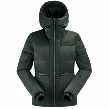 Eider Danaide Womens Jacket in Dark Green