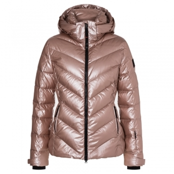 BOGNER Sassy 2 D Womens Jacket in Pale Rose