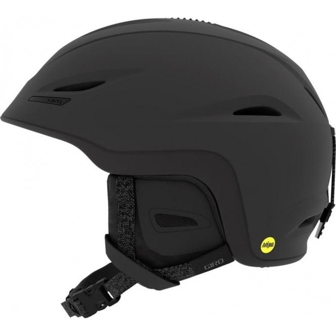 GIRO SKI HELMETS Giro Union MIPS Mens Ski Helmet in Matte Black