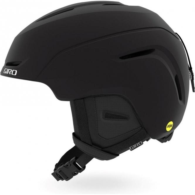 GIRO SKI HELMETS Neo MIPS Mens Helmet in Matte Black