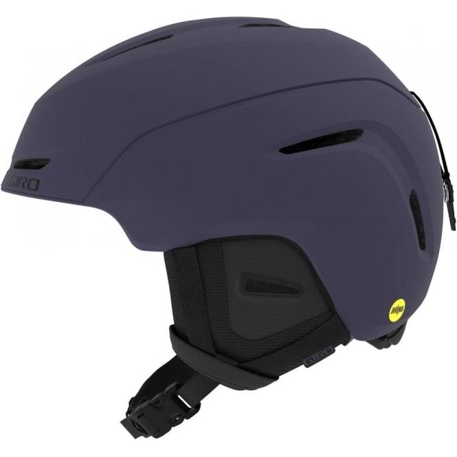 GIRO SKI HELMETS Neo MIPS Mens Helmet in Matte Midnight