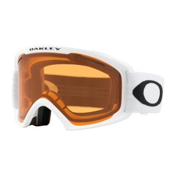 OAKLEY O2 XL Pro Matte White with Persimmon and Dark Grey Lenses