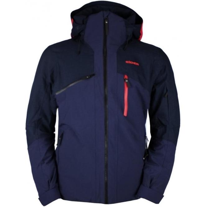EIDER Camber Mens Ski Jacket in Navy Blue