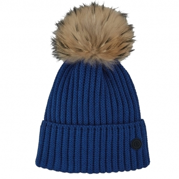 Bogner Rania Womens Hat in Royal Blue